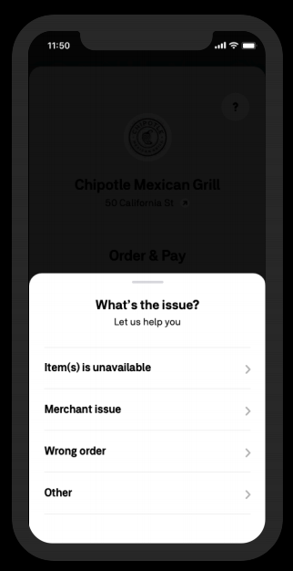 What if I have an issue while out on delivery? - Postmates