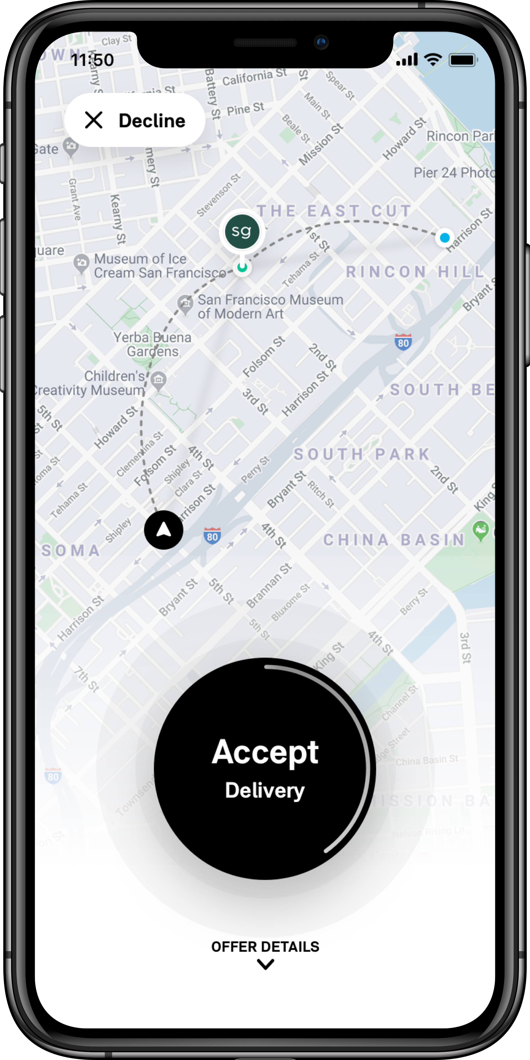 What if my customer wants to change their order? - Postmates